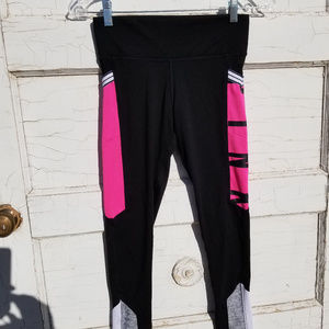 PINK Leggings-Exercise Womens XS Side Pockets